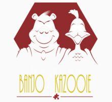 The Adventures of Banjo & Kazooie Kids Tee