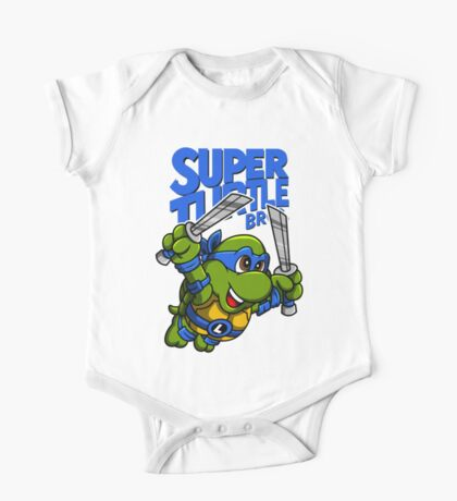 Super Turtle Bros - Leo Kids Clothes