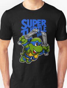 Super Turtle Bros - Leo Unisex T-Shirt