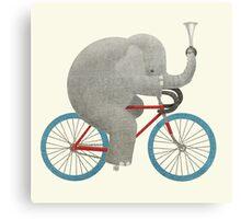 Ride colour option Canvas Print