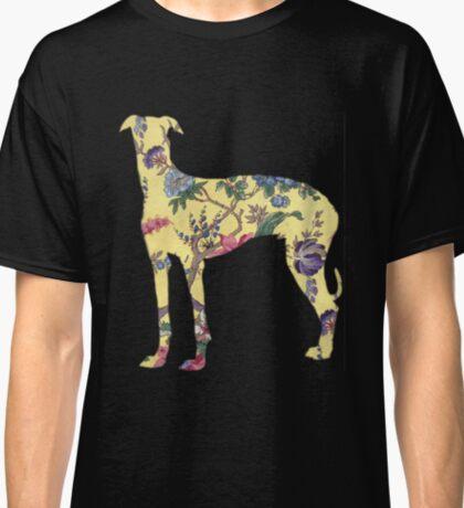 Galgo de las Flores Classic T-Shirt