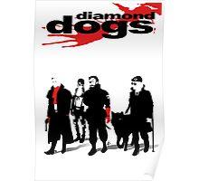 MGSV - Diamond Dogs Poster