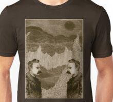 Nietzsche, Meet Nietzsche (In the Black Forest) Unisex T-Shirt