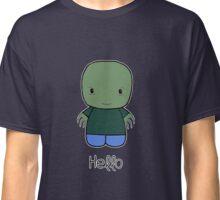 Hello Salad Fingers Classic T-Shirt
