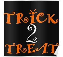 TRICK TWO TREAT Poster