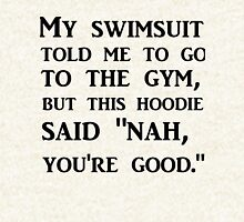 TO THE GYM Hoodie