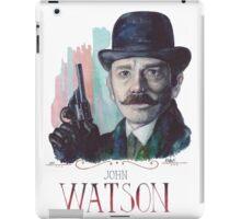John Watson: Sherlock BBC iPad Case/Skin