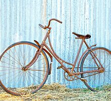 Old Bicycles & Tricycles........Moments in Time Photography...Jen Keating. by mitpjenkeating
