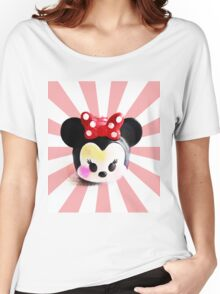 Minnie Women's Relaxed Fit T-Shirt