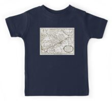 Philadelphia Region - Pennsylvania - United States - 1777 Kids Tee