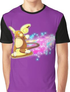 Psychic Surfer Graphic T-Shirt