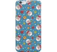Pattern Happy New Year! iPhone Case/Skin