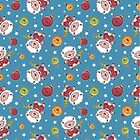 Pattern Happy New Year! by moryachok