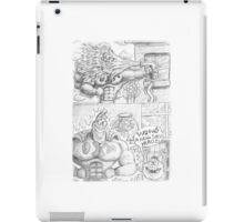 Chapter 2: Page 2 iPad Case/Skin