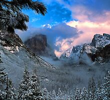 YOSEMITE VALLEY by Chuck Wickham