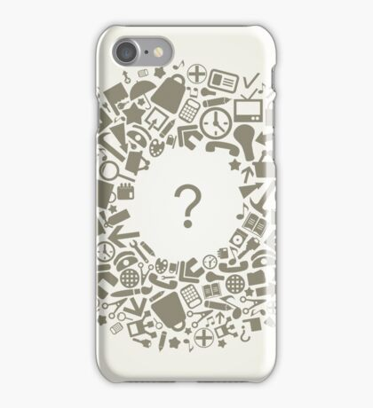 Office ring iPhone Case/Skin