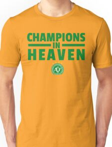 Chapecoense t shirt Unisex T-Shirt
