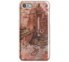 All Along the Distance  iPhone Case/Skin
