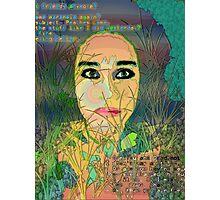 Miss June Photographic Print