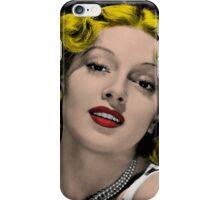 Hollywood Bombshell Lana Turner iPhone Case/Skin