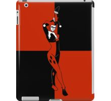 Harley Quinn Color Blocks iPad Case/Skin