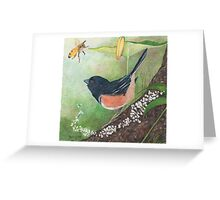Friends of Spring I Greeting Card