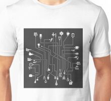 Office the scheme Unisex T-Shirt