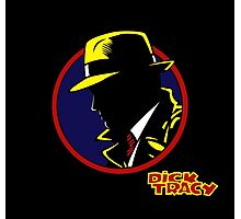 Dick Tracy Photographic Print