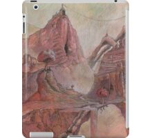 I Stepped On Your Heels The Whole Way iPad Case/Skin