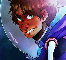 Attack on Space Eren by Siruoa
