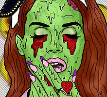 Zombie del rey by Flyinggator