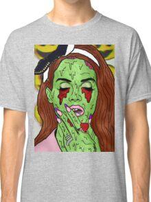 Zombie del rey Classic T-Shirt