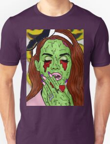 Zombie del rey Unisex T-Shirt