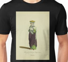 Habit of a Armenian ladiy or lady in 1581 Armenienne 065 Unisex T-Shirt