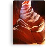 Desert Sand Design Five Canvas Print