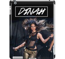 Dinah Singing. iPad Case/Skin