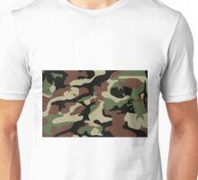 Wu Tang Camo Unisex T-Shirt