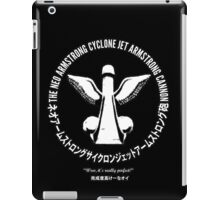 Wow, it's really perfect! iPad Case/Skin