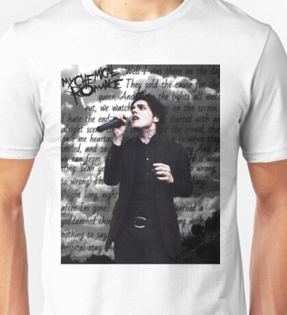 Gerard Way, Disenchanted Unisex T-Shirt