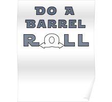 Barrel Roll Poster