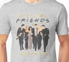 FRIENDS tv show cast  Unisex T-Shirt