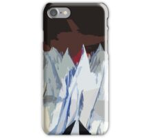 Radiohead Kid A Mountains Stylized iPhone Case/Skin