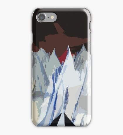 Radiohead Kid A Mountains Stylized iPhone Case/Skin
