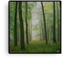 Darling Buds of May II Canvas Print