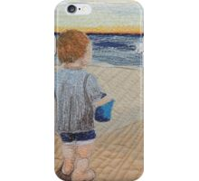Leo Looking Out iPhone Case/Skin