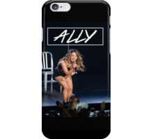 Ally Singing! iPhone Case/Skin
