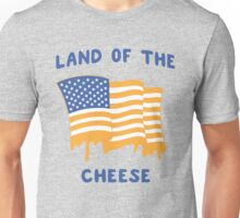 Land of the cheese Unisex T-Shirt