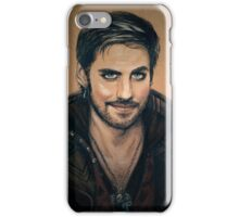 Captain Hook iPhone Case/Skin