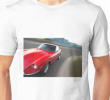 Red Datsun 260Z rig shot Unisex T-Shirt