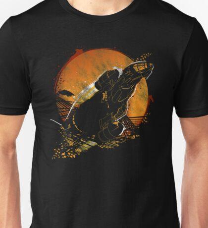 Leaf on the Wind Unisex T-Shirt